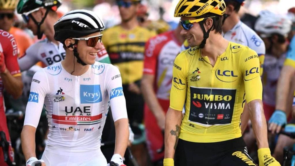 El Tour de Francia, con sabor esloveno tras 15 etapas