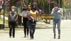 Ecuador pide a la población mantener la cautela con el covid-19