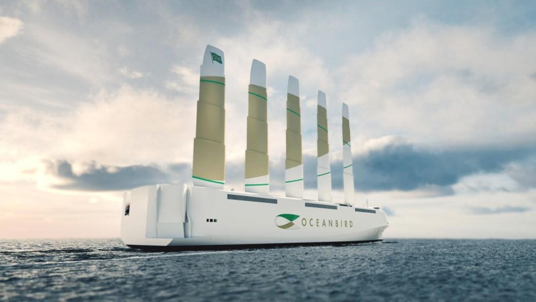 ¿Es un velero o un buque de carga?
