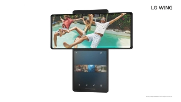 Así es el nuevo teléfono inteligente de LG