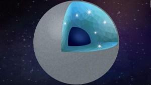 Estudio: exoplanetas podrían estar hechos de diamante