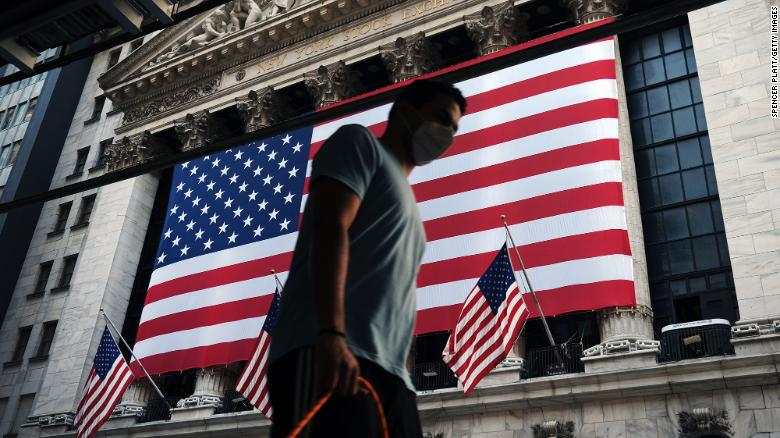 Dow caida economia