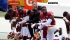 La NFL inicia con manifestaciones por la justicia social
