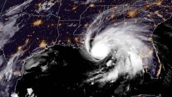 Así se vieron 5 ciclones tropicales juntos en el Atlántico