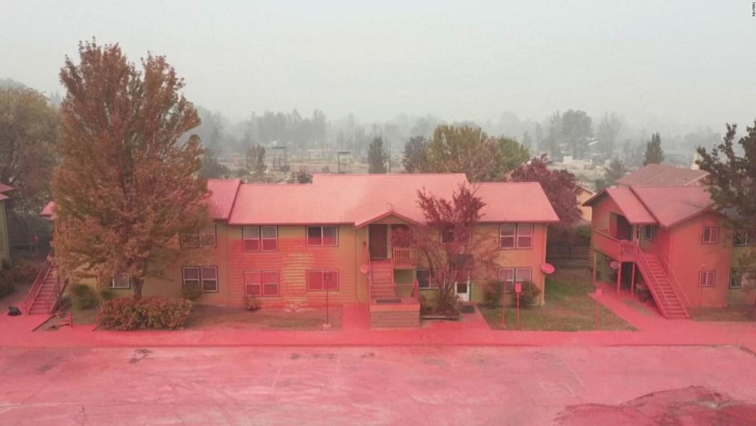 Incendio en Oregon destruye una ciudad