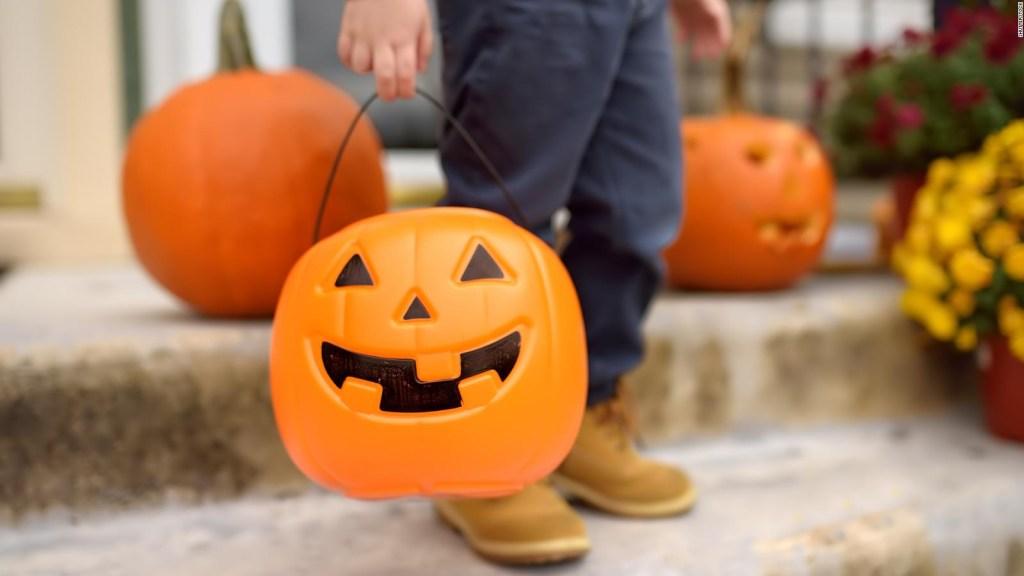 """Un Halloween en tiempos de pandemia: sin el """"dulce o truco"""""""