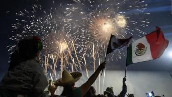 Festejos de la independencia de México serán virtuales