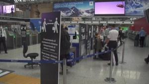 Aeropuerto de Italia recibe premio de seguridad en pandemia