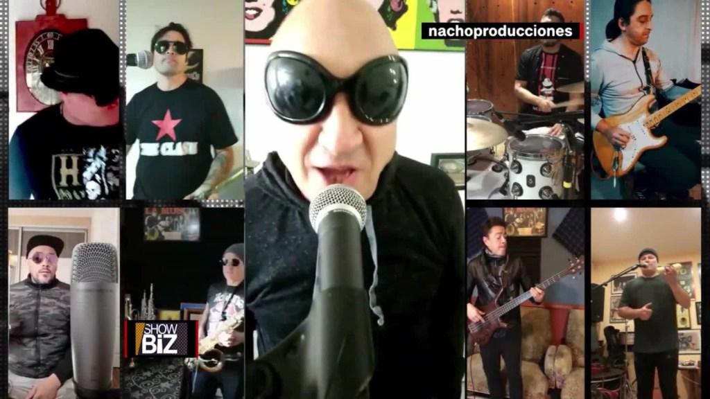 La Mosca y su primer concierto virtual