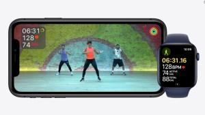 Así es el nuevo servicio de Apple, Fitness+