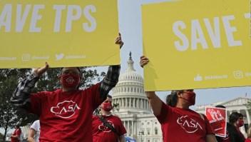 Corte apoya a Trump para cancelar el TPS