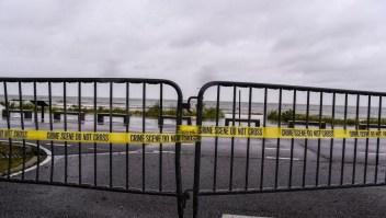 Hispanos en Alabama se preparan para el huracán Sally