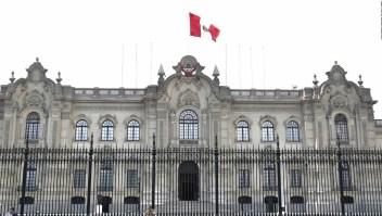 Los pasos hacia la vacancia de la presidencia en Perú