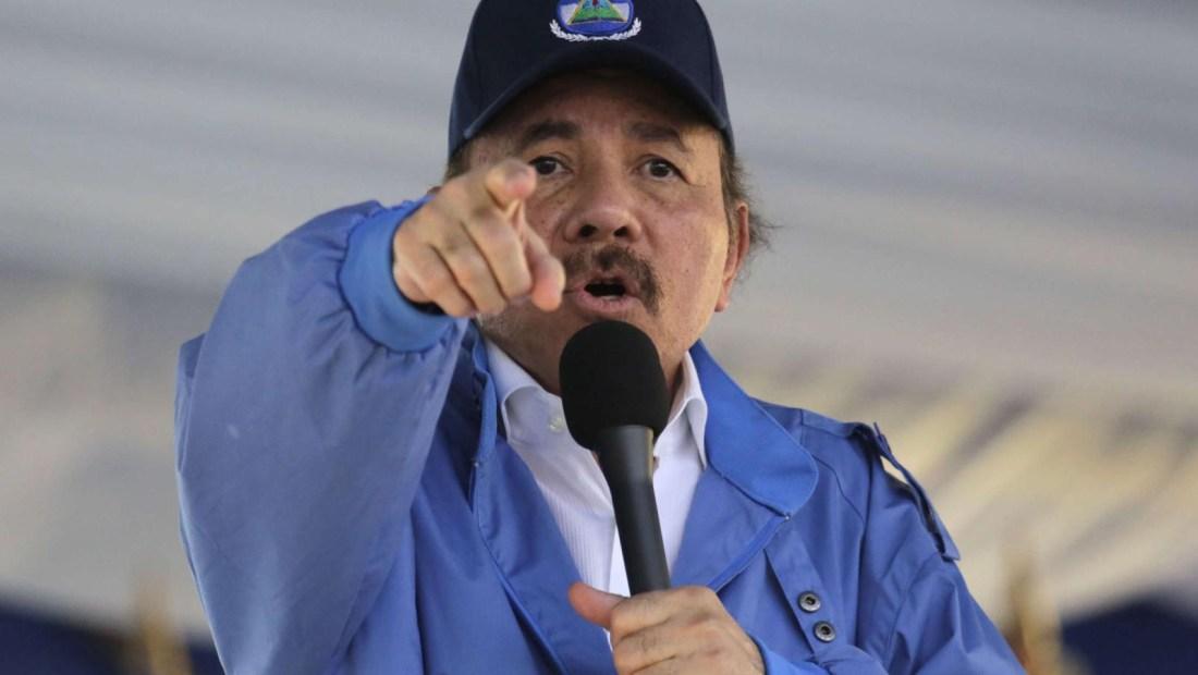 """Ortega propone cadena perpetua para los """"crímenes de odio"""""""