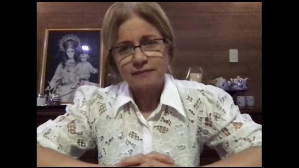 """Beatriz Denis a secuestradores: """"Respeten la vida de mi padre"""""""