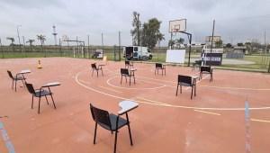 La vuelta a clases, en áreas abiertas de Buenos Aires