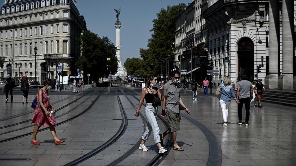 5 cosas: OMS: Situación del covid en Europa es grave