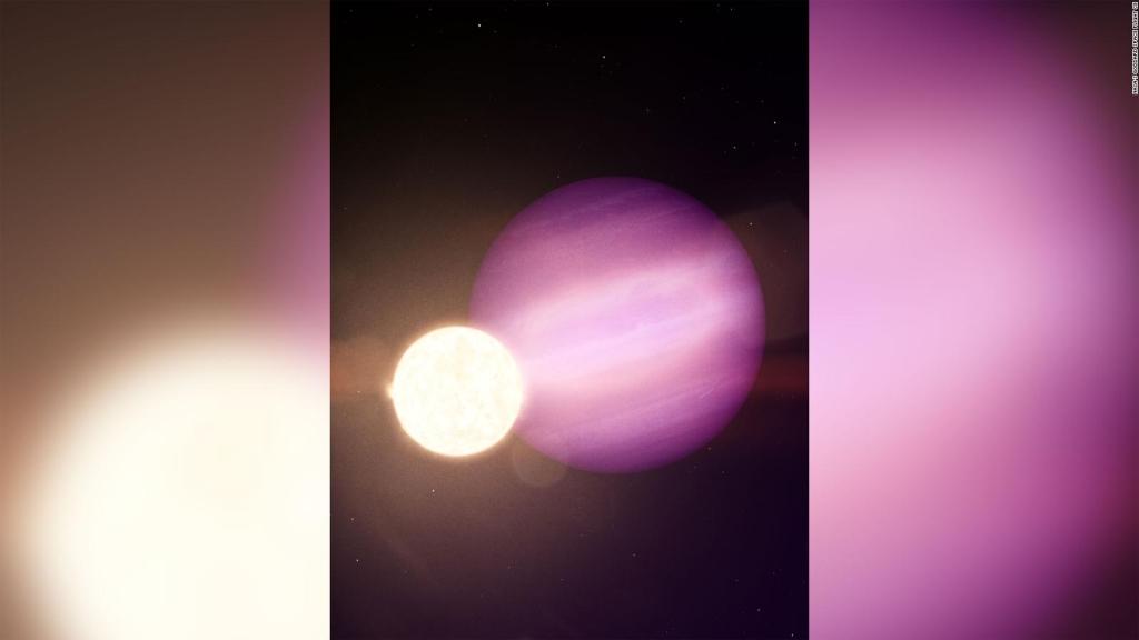Un planeta orbita una estrella muerta