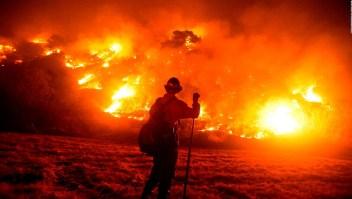 Incendio en California podría extenderse hasta octubre