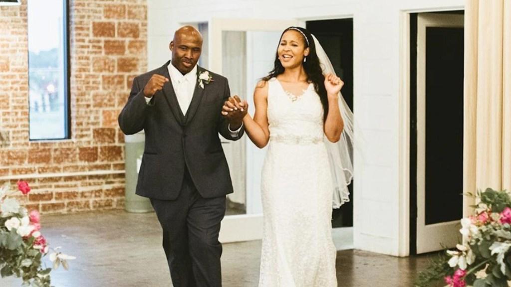 Estrella de la WNBA se casa con un exprisionero que ayudó