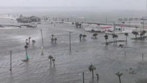 Cientos de personas rescatadas tras el paso de Sally