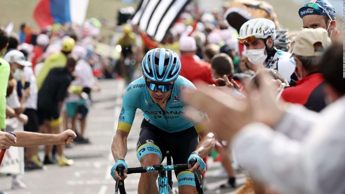 Tour de Francia: dos colombianos entre los 10 mejores