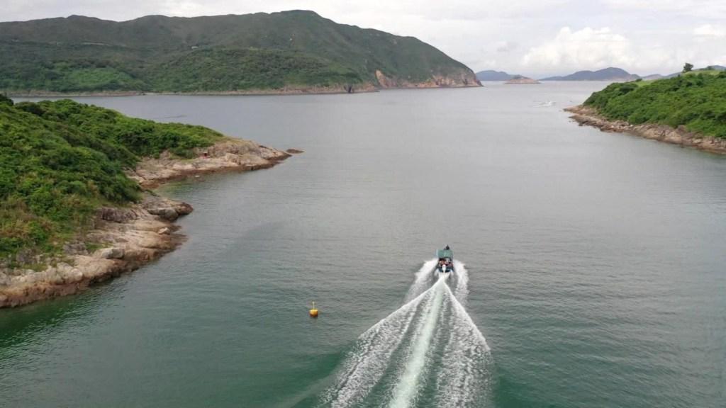 La travesía de los opositores para escapar de Hong Kong