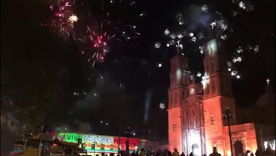 Gobiernos estatales celebran Independencia de México