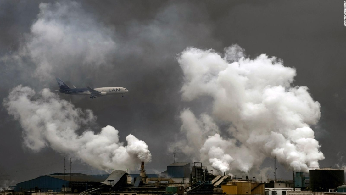Los 5 países de América con más contaminación del aire