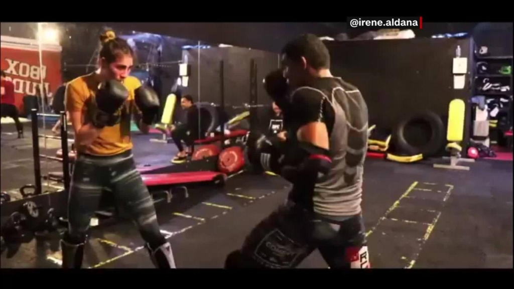 Irene Aldana, la guerrera sinaloense en el UFC