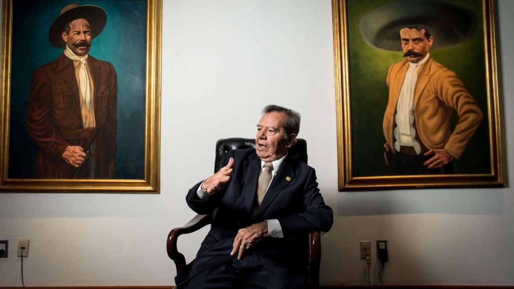 l objetivo de Muñoz Ledo, si gana la dirigencia de Morena
