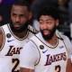 LeBron James, al acecho de varios hitos con los Lakers