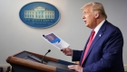 Trump insiste en que el covid-19 apenas afecta en EE.UU.