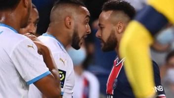Neymar, Paredes y Benedetto conocen su suspensión en Francia