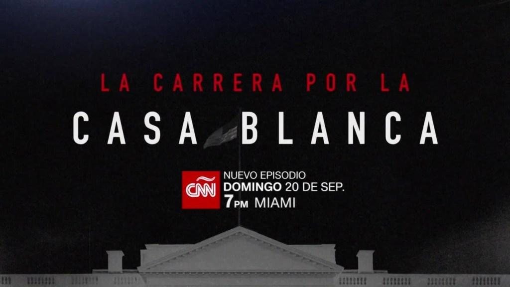 CNN presenta: La carrera por la Casa Blanca, Reagan contra Carter