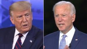 Encuesta da ventaja a Biden sobre Trump en 3 estados clave