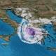 Medicane Ianos tormenta grecia vientos fuertes