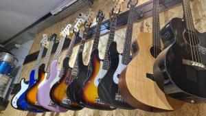 Aumenta la compra de guitarras eléctricas por la pandemia