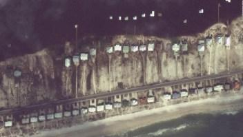 La costa de Alabama se transformó tras el paso de Sally