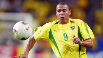 """Ronaldo Nazário, ese """"Fenómeno"""" que enamoró con su fútbol"""