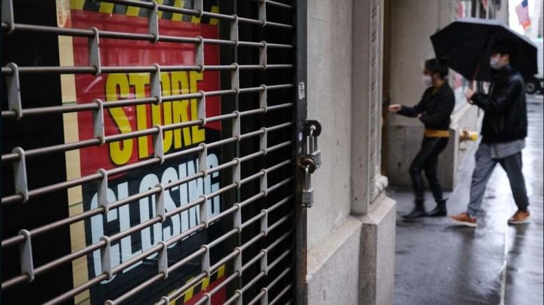 Más de 97.900 negocios desaparecerán EE.UU.