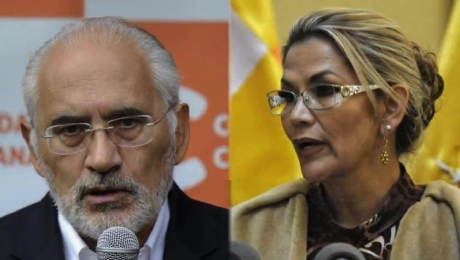 ¿Existió un acuerdo entre Jeanine Áñez y Carlos Mesa?