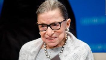Lucha de poder en EE.UU. por relevo de la jueza Ginsburg