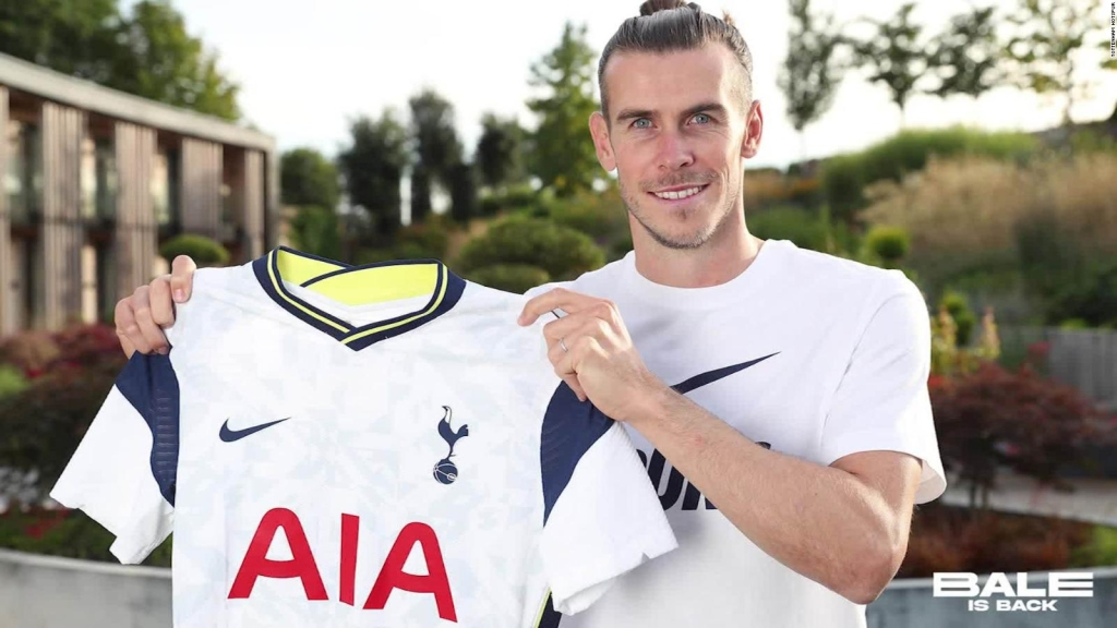Bale regresa al club que lo hizo grande