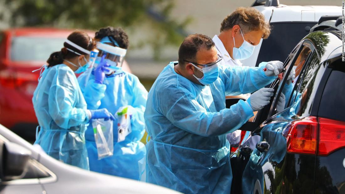 Estados Unidos se aproxima a las 200.000 muertes por coronavirus