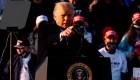 Trump se burló de reportero impactado con bala de goma