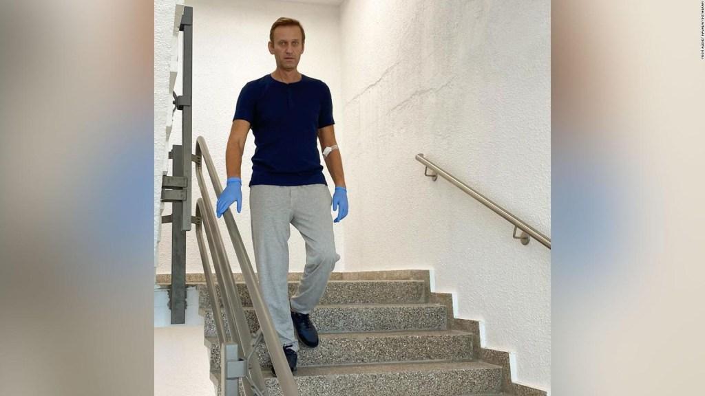 Navalny fue envenenado con nuevo Novichok, dice experto
