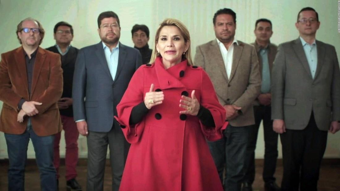 Las encuestas en Bolivia tras la salida de Áñez