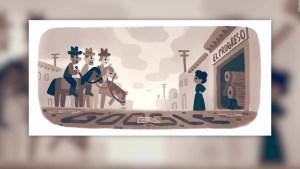 Un Google Doodle dedicado a la periodista Jovita Idár