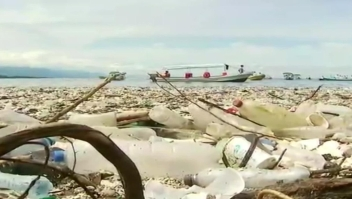 Honduras pide a Guatemala frenar contaminación de río